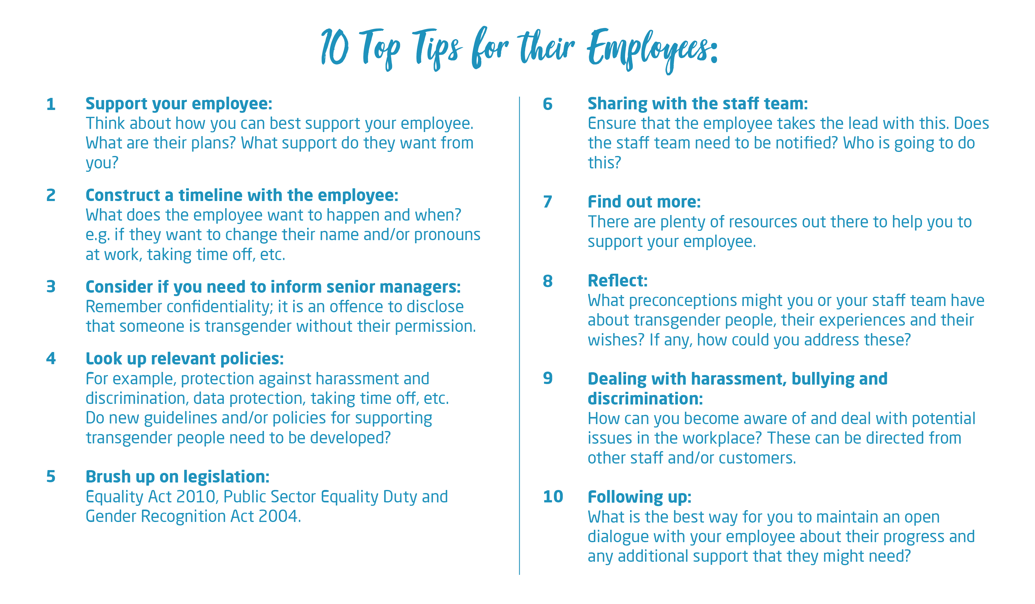 10 tips employees2