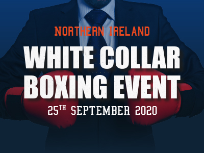 Northern Ireland White Collar Boxing Event