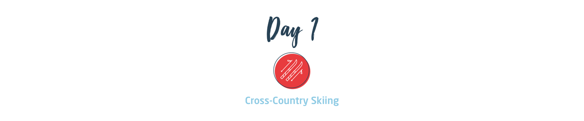 Day1 - Cross Country Skiing