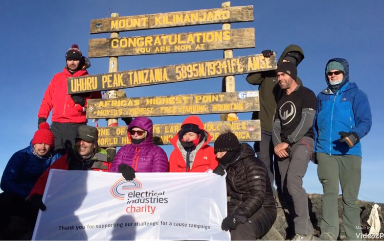 Mount Kilimanjaro - Challenge for a Cause 2017