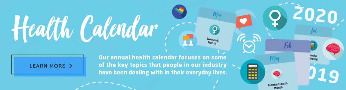 Health Calendar Sliderv2