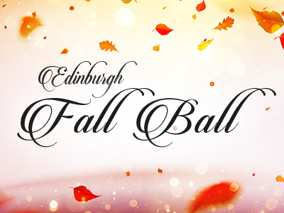 Edinburgh Fall Ball 2019