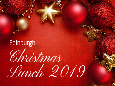 Edinburgh Christmas Lunch 2019