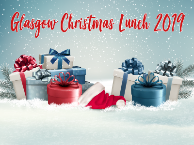 Glasgow Christmas Lunch 2019
