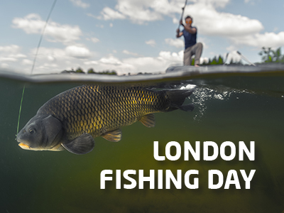 London Fishing Day 2020
