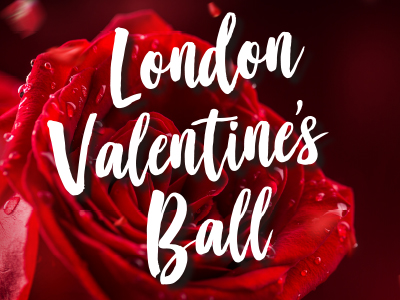 London Valentines Ball 2020