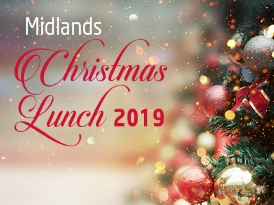 Midlands Christmas Lunch 2019
