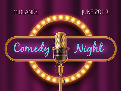 Midlands Comedy Night 2019