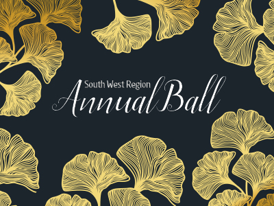 South West Region Annual Ball 2019