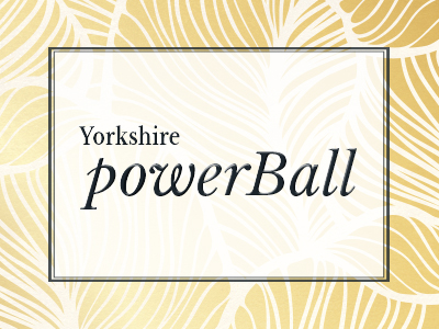 Yorkshire powerBall 2019