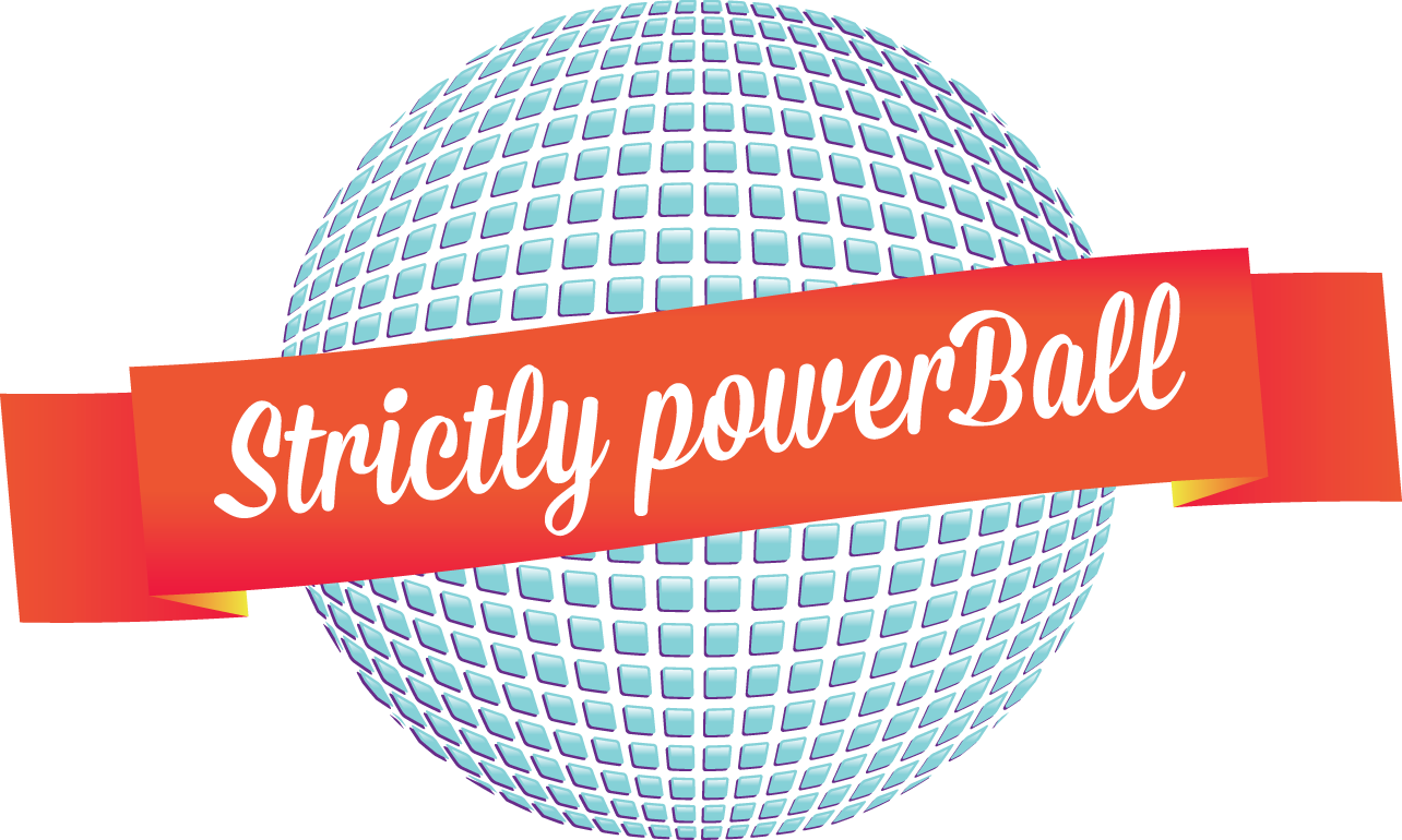 Strictly powerBall Logo MissionScript
