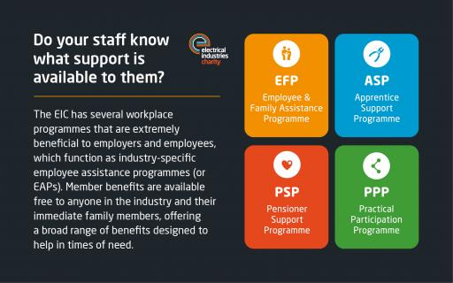 EIC Workplace Programmes Linkedin Social Banner