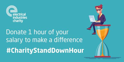 Stand Down Hour Social Media #1