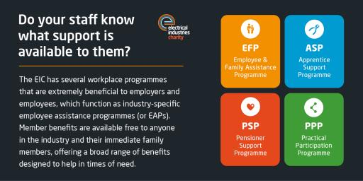 EIC Workplace Programmes Twitter Social Banner